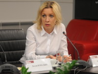 Захарова: Свадата между Аваков и Саакашвили е обидна за руския език