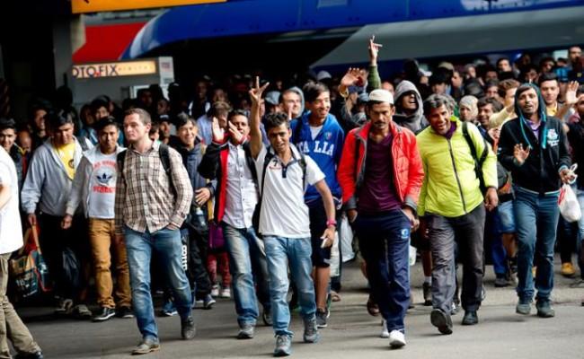 Над 20 души са арестувани в Европа за нелегалния трафик на мигранти
