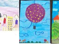 """Седми международен конкурс за детска рисунка """"ОБИЧАМ МОЯТА РОДИНА"""" – гласуване за  І кръг"""