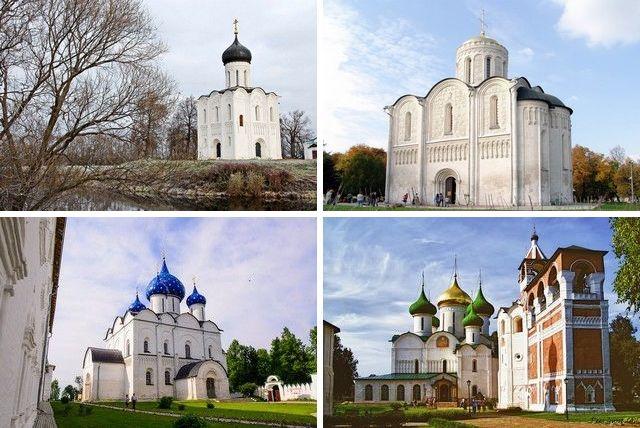 Обекти на световното наследство на ЮНЕСКО в Русия – Белокаменните  паметници на Владимир и Суздал
