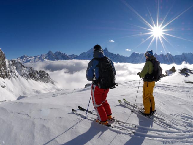 Конкурс за снежни писти