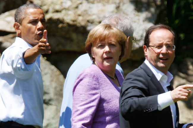 САЩ хванаха Европа в терористичната мрежа