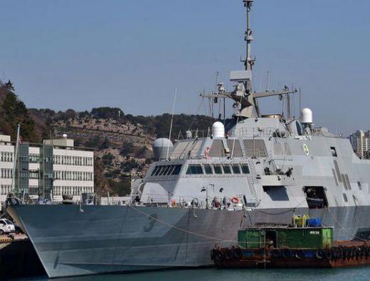 Втора американска фрегата, струваща 440 млн. долара, излезе от строя само за месец