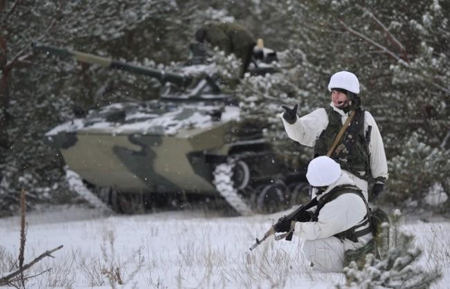 През 2015 руските ВДВ са получили над 400 единици нова и модернизирана бойна техника