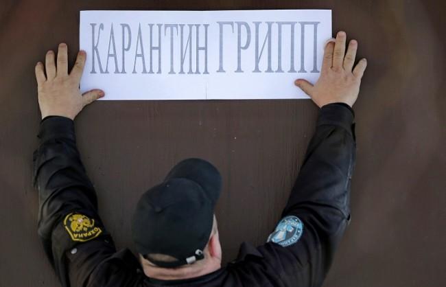 50 души починаха от грип в Русия. Високата заболеваемост е свързана с мутация на вируса H1N1