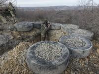 Украинската армия подложи на обстрел три села в южната част на ДНР