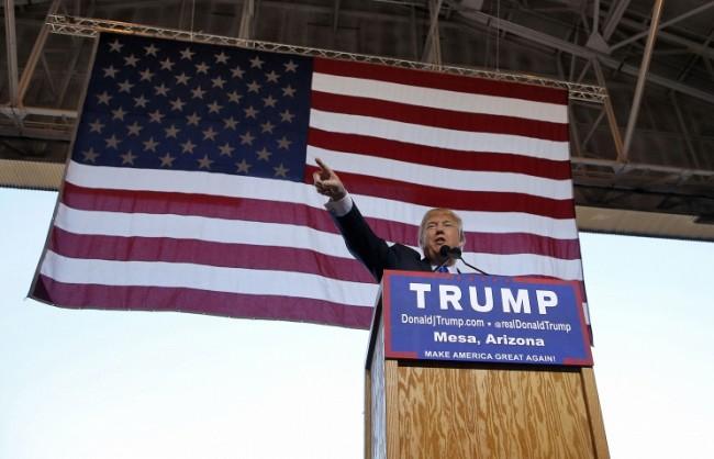 Доналд Тръмп: Светът би бил много по-безопасно място,  ако не бе политиката на САЩ в Близкия изток