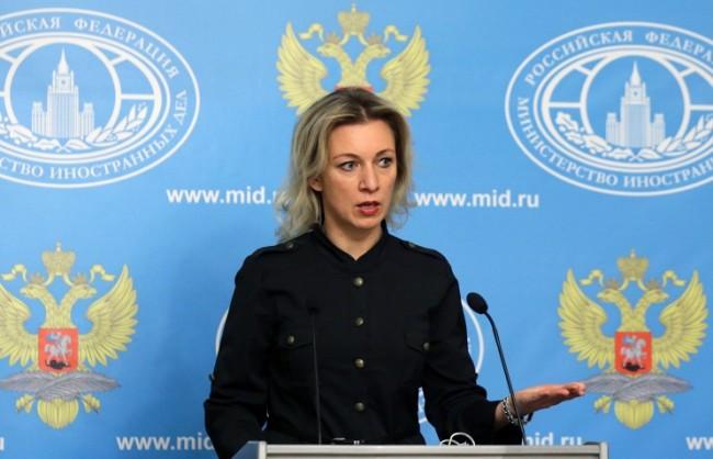 Захарова: Може в началото по всички международни въпроси да звънят на Вашингтон, но после той през цялото време звъни на Москва