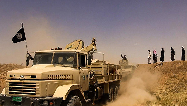 """""""Кавказки"""" батальон на ИД готви терористични актове в Русия и Европа"""