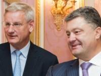 Порошенко иска бившия премиер на Швеция на мястото на Яценюк