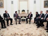 Путин и емирът на Катар се споразумяха да увеличат усилията за разрешаване на сирийския конфликт