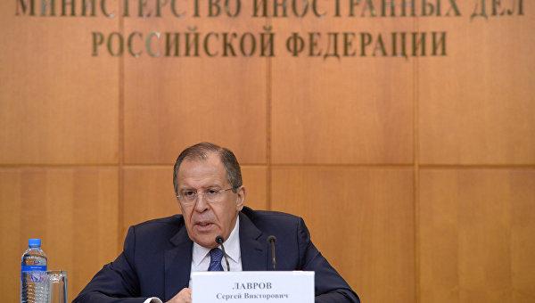 Лавров: Не може да става и дума за връщане на Крим на Украйна