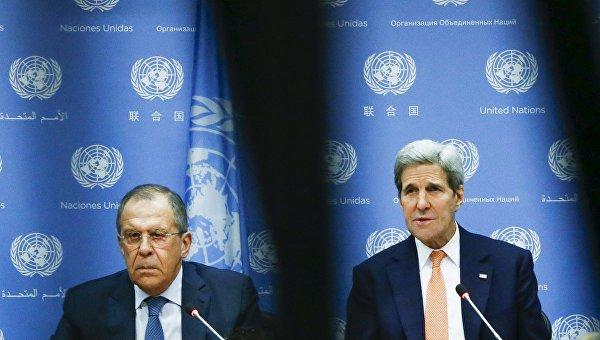 Лавров и Кери обсъдиха по телефона борбата срещу ИД и ситуацията около КНДР