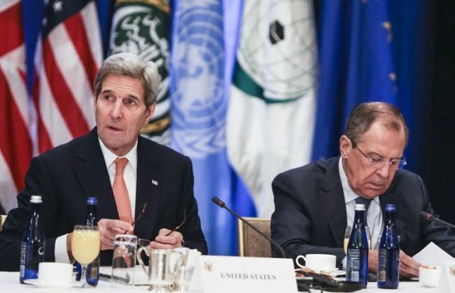 Лавров и Кери ще обсъдят Сирия, Украйна и Северна Корея