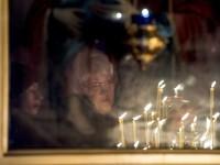 Рождество в Луганск: За какво се моли Донбас