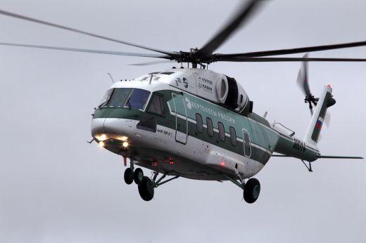 В Русия успешно завършиха изпитанията на най-новия многоцелеви хеликоптер Ми-38