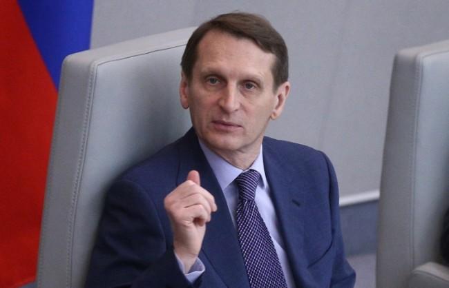 Наришкин: Русия и Египет са заинтересовани от пълното възстановяване на икономическите отношения