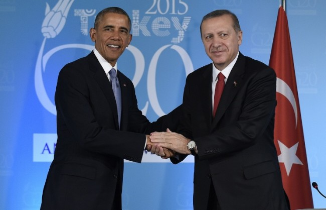 Белият дом: Обама и Ердоган се договориха да увеличат сътрудничеството си в борбата срещу ИД