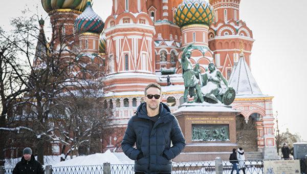"""Райън Рейнолдс нарече руснаците """"най-страхотните хора на планетата"""""""