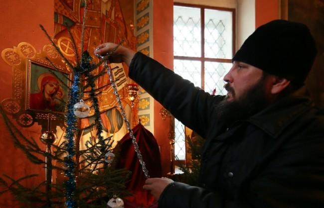 В Русия днес празнуват Бъдни вечер