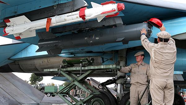 За 4 дни ВКС на РФ са поразили близо 600 обекта на терористите