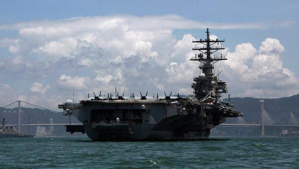 NI: САЩ на практика нямат достатъчно самолетоносачи за решаването на глобалните задачи