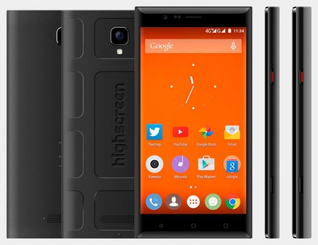 Стартираха продажбите на руския смартфон Highscreen Boost 3 Pro
