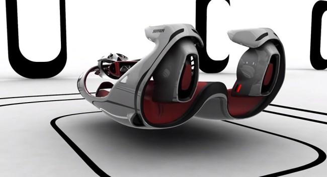 Руски дизайн за суперавтомобил спечели адмирациите на Ферари