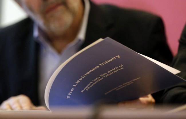"""Лавров: Спектакълът около """"делото Литвиненко"""" ще усложни още повече руско-британските отношения"""