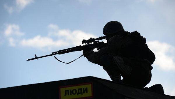 """В Русия създават уникален оптичен мерник, не позволяващ на снайпериста """"да се издаде"""""""