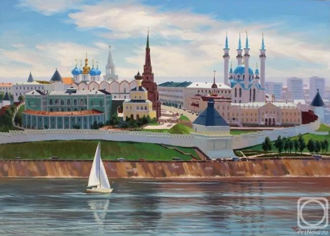Обекти на световното наследство на ЮНЕСКО в Русия – Казанският Кремъл