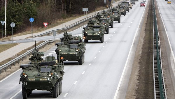 """Stars and Stripes: САЩ усилват военното си присъствие заради """"всекидневните молби"""" на Европа"""