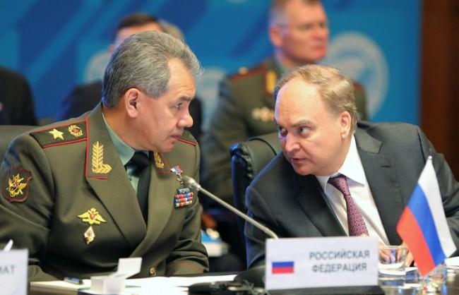 МО на РФ: САЩ отказаха предложението на Русия за създаване на консултативен център за Сирия в Аман