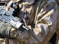 Британското министерство на отбраната опроверга информацията, че се готви за конфронтация с Русия