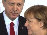 DWN: Благосклонността на Ердоган е последната надежда за Меркел