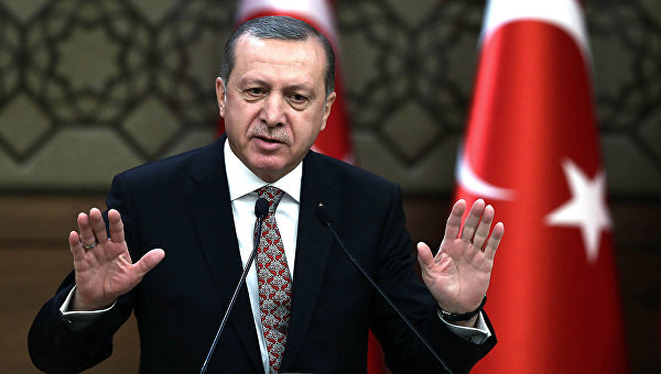 Ердоган отново обвини Русия, че нарушава въздушното пространство на Турция