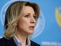 Захарова: САЩ се опитват да сдържат не само Русия, но и ЕС