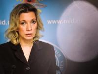 Захарова: Думите на Ердоган за дружбата с Русия трябва да бъдат поставени в друг ред