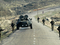 Рогозин: В Ирак се намират 1,5 хил. Турски военни