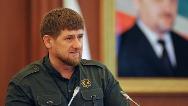 Кадиров: Провеждайки военната операция в Сирия, Русия защитава своята сигурност