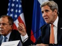 МВнР на РФ: Лавров и Кери обсъдиха подготовката за примирието в Сирия