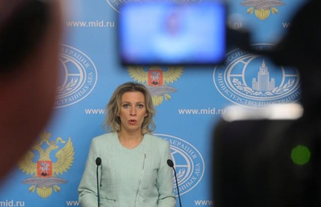 Захарова: Световните медии четири години игнорираха страданията на сирийските мирни жители