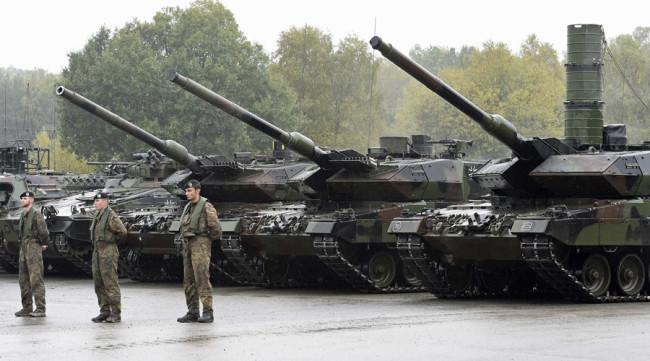 Доклад: НАТО не е в състояние да воюва с Русия на европейска територия