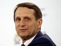 Наришкин: Европейските народи няма да простят на лидерите си загубите от санкциите срещу Русия