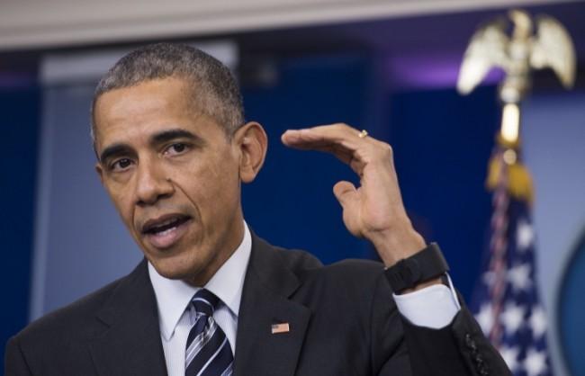 """Обама призова Русия да прекрати ударите срещу """"умерената опозиция"""" в Сирия"""