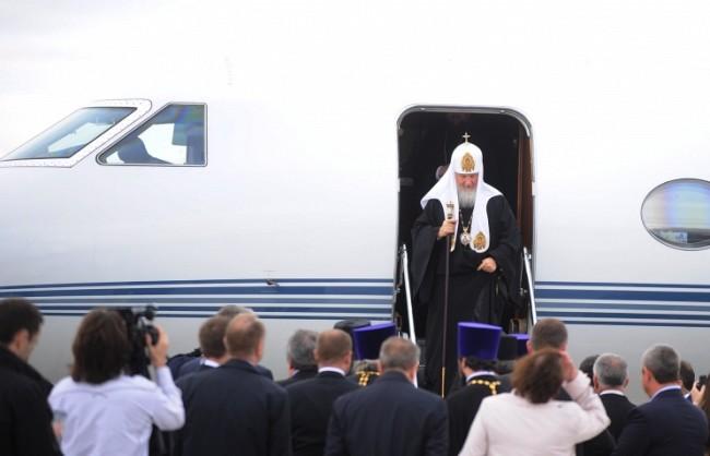 Патриарх Кирил замина за Латинска Америка, където ще се срещне с папата