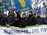 Яценюк: Политическата криза в Украйна е изкуствено провокирана