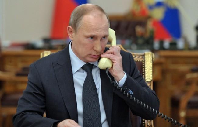 Путин и емирът на Катар обсъдиха ситуацията в Сирия