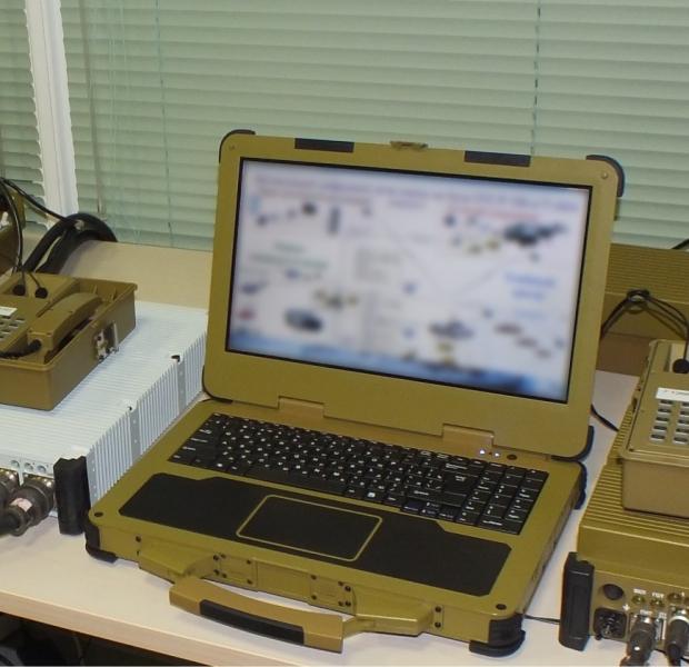 Русия започва производството на свръхнадеждни военни лаптопи