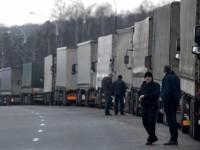 Русия и Украйна се договориха за възобновяване на товарните превози от 25 февруари